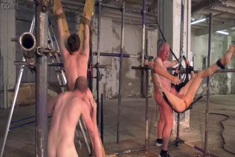 Sub twink allies Used By Sebastian Kane And rough dom