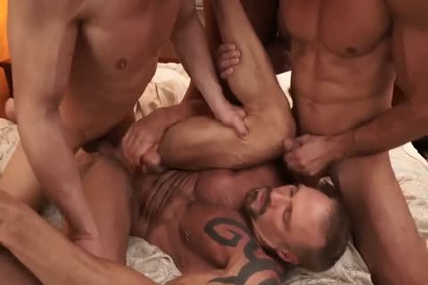 Dallas Steele, Manuel Skye, Benjamin Gomez And Andrey Vic