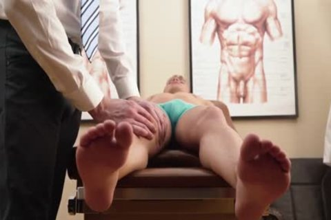 Doctors Office Pt 2 Ch 5  Logan & Dr Wolf