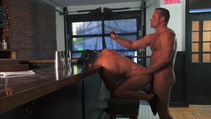 males In Public 50 - Bar - American Lovemaking