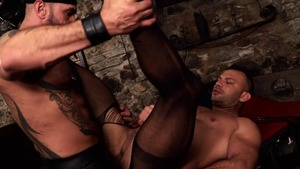 wild Muscle Sub - Bruno Turbo butt Licking Love