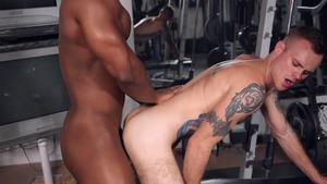 Bench Press My butthole - Cody Smith  & DeAngelo Jackson American Hook up