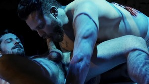 Camp Chaos - Hell's Kitchen: bare - Matthew Camp and Liam Lee American nail
