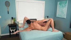Second Chance: bareback - Jack Hunter with Steven Lee 69 Nail