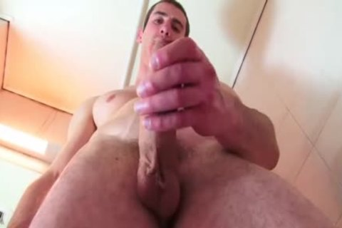 Beautifull True straight dad gets Filmed His throbbing dick In A Shower.(Guillaume)