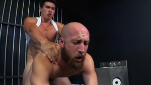 Brown hair american Axel Kane wants dick sucking