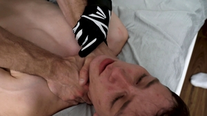 Family Dick: Tight Justin Stone impressed by BBC guy