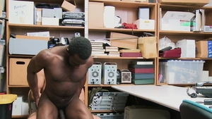 YoungPerps - Nic Sahara discipline in the store