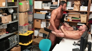 Young Perps: Officer Vinnie Stefano finds pleasure in fucking