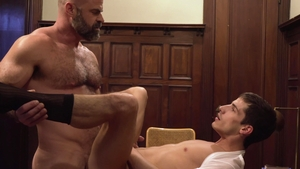 MissionaryBoys - Elder Dial submissive missionary sex sex tape