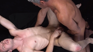 Missionary Boys: Priest Elder Holland domination pounding