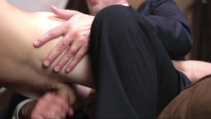Missionary Boys: Gay Elder Roberts receives moaning