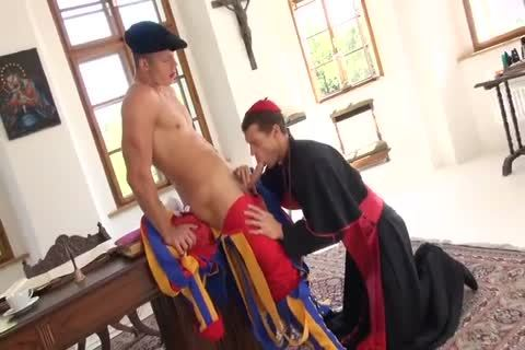 delicious Priest Makes big Scandal In The Vatican