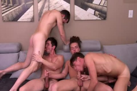 Mickey, Troy, Jack, And Colby