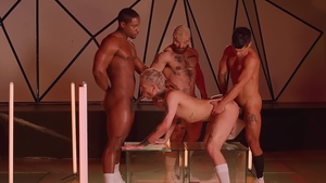 DrillMyHole.com: Ty Mitchell touches big cock