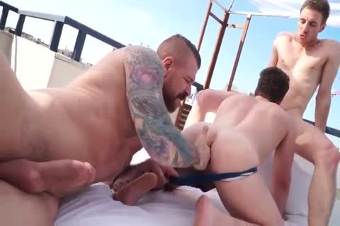 Rocco Steele, Ashley Ryder And KaydenGray (KATA P4)