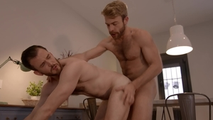 Drill My Hole - Franky Fox being pounded by Gabriel Phoenix