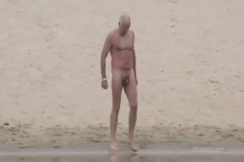 Spy daddy studs And Grandpas Swimming naked