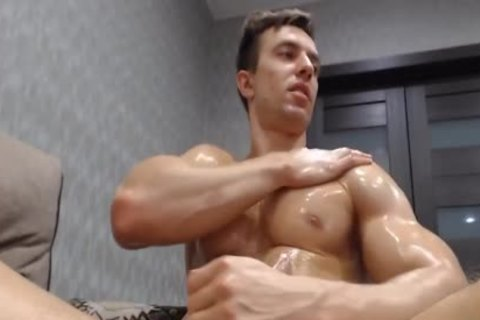 lascivious boy shoots cum Like A stunning Fountain