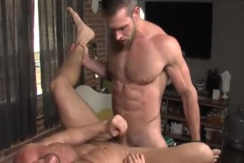 Alex Mecum And Bruce Beckham Flip Flop