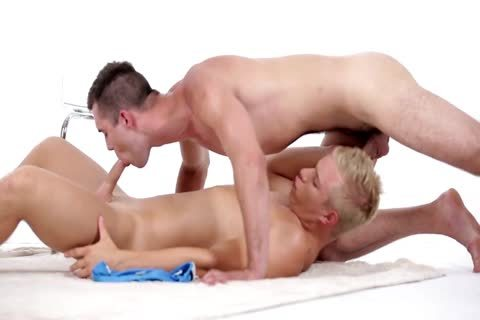 It S A Flip Flop pounding fantasy As Two Uber beautiful dudes Turn