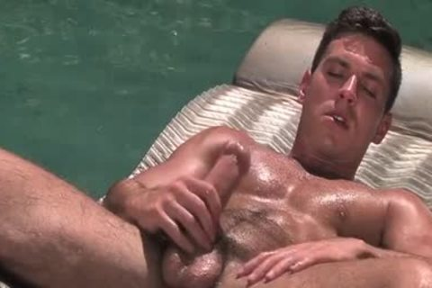 Paddy jerking off