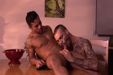 Bruno Bernal And Issac Jones Hung Suited And concupiscent