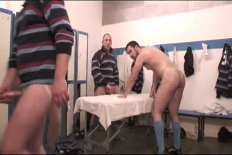 greater quantity lewd Rugby Players (full movie scene)