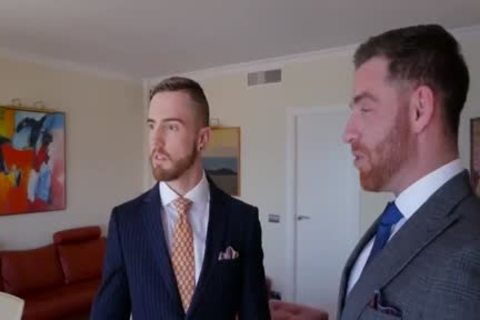 homosexual Suit oral-stimulation-job And anal