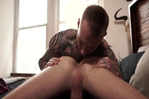butthole Rammed bare - Dylan James bangs Drew Dixon