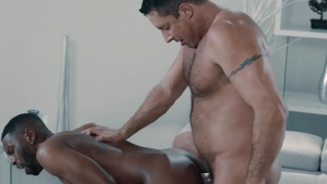 NoirMale - Real sex together with Taye Scott & Nick Capra