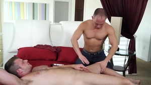Icon Male: Hairy Brian Bonds wishes hard ramming in HD