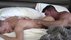 IconMale - Austin Chapman as well as athletic Billy Santoro