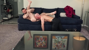 IconMale.com - Mitch Vaughn and Sergeant Miles got fucked hard