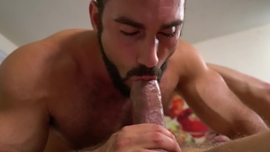 IconMale - Max Stark impressed by huge cock Jaxton Wheeler
