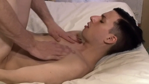 IconMale.com - Muscled Shane Omen ass to mouth