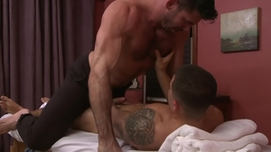 Icon Male - 18 yr old Billy Santoro pounded by huge dick guy