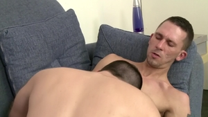 Icon Male: Hairy Aaron Slate fucks in the ass