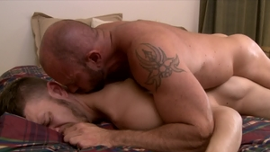 Icon Male: DILF Caleb King fucked anal porn in HD