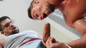 Drill My Hole - Ryan Bones among brown hair Skyy Knox
