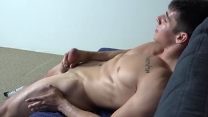 Next Door Casting - European Toby Reed is a pierced gay