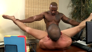 Men Over 30 - Hard nailining with gay Adrian Cortez Max Konnor