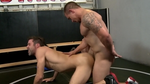 Pride Studios: Jon Galt loves fucked by big dick Sean Duran