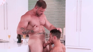 HotHouse.com: Gagging with perfect Beaux Banks and Austin Wolf