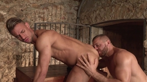 HotHouse.com: Tight huge penis Emir Boscatto ass fucking
