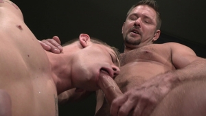 Raging Stallion: James Ryder hard ass to mouth video