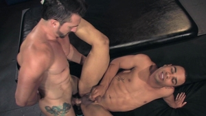 Raging Stallion - Ramming hard with Trelino and Jimmy Durano