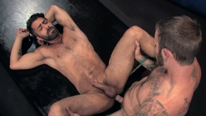 Raging Stallion - Christian Wilde loves big penis Adam Ramzi
