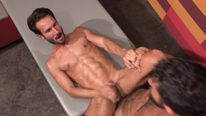 RagingStallion.com - Adam Ramzi fucked in the butt sex tape