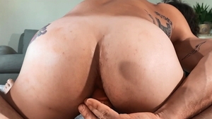 SeanCody.com: Brysen nailed hard